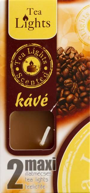 Illatos teamécses Maxi 2 db Kávé