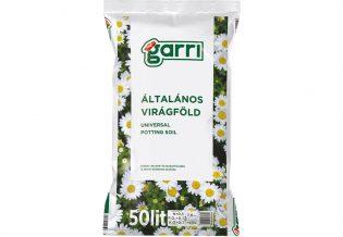 garri általános virágföld 50l